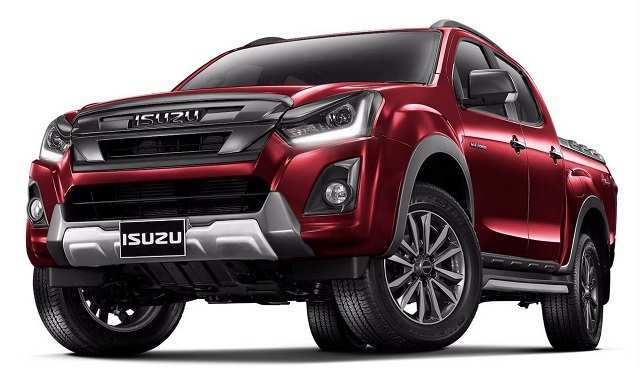 21 All New 2019 Isuzu Pickup Truck Overview with 2019 Isuzu Pickup Truck