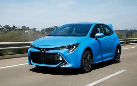 21 All New 2019 Toyota Corolla Engine Speed Test with 2019 Toyota Corolla Engine