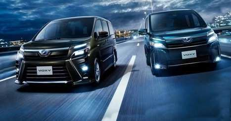 21 All New 2019 Toyota Noah Review for 2019 Toyota Noah