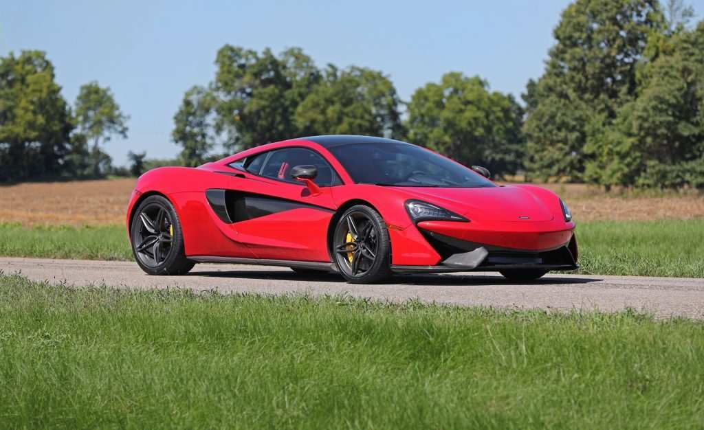 21 All New 2020 Mclaren 570S Performance and New Engine by 2020 Mclaren 570S