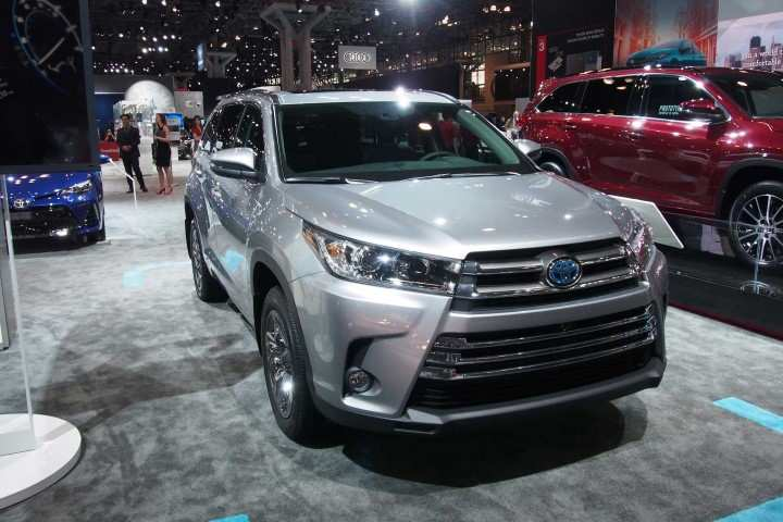 21 All New 2020 Toyota Highlander Hybrid Spesification by 2020 Toyota Highlander Hybrid