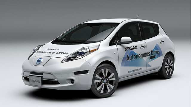 21 All New Nissan 2020 Self Driving Cars New Review with Nissan 2020 Self Driving Cars