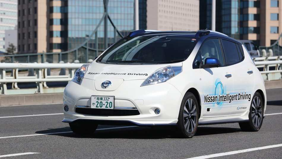21 All New Nissan 2020 Self Driving Cars Review by Nissan 2020 Self Driving Cars