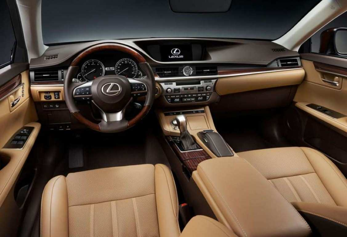 21 Best Review 2019 Lexus Es Interior Concept for 2019 Lexus Es Interior
