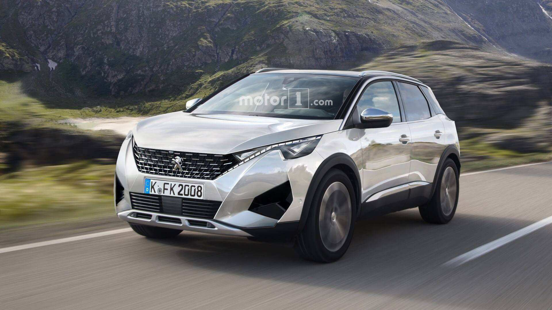 21 Best Review 2019 Peugeot 2008 First Drive for 2019 Peugeot 2008