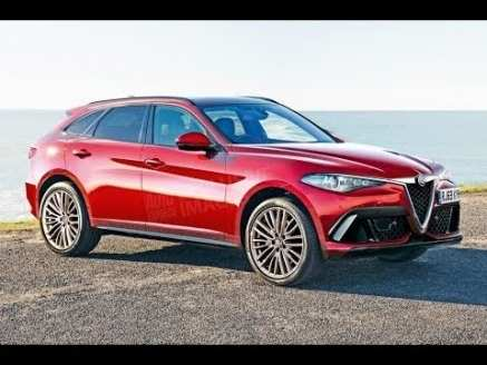 21 Best Review Alfa Suv 2020 Spy Shoot with Alfa Suv 2020