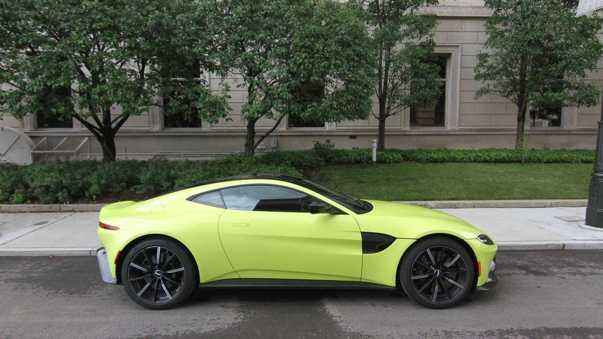 21 Concept of 2019 Aston Martin Vantage Review Price and Review by 2019 Aston Martin Vantage Review