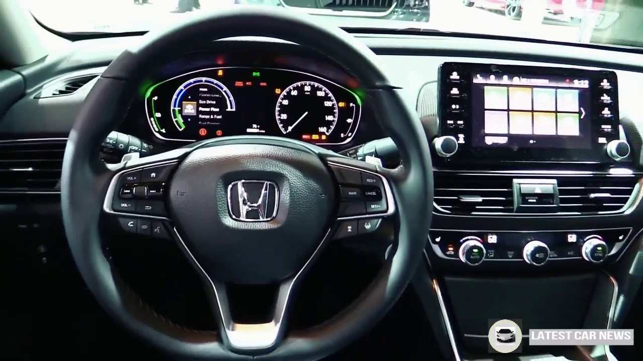 21 Concept of 2019 Honda Accord Interior Price and Review by 2019 Honda Accord Interior