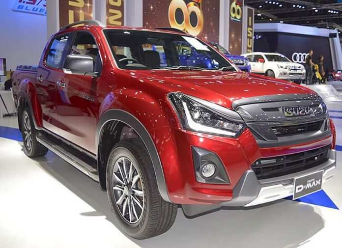 21 Concept of 2019 Isuzu D Max Wallpaper with 2019 Isuzu D Max