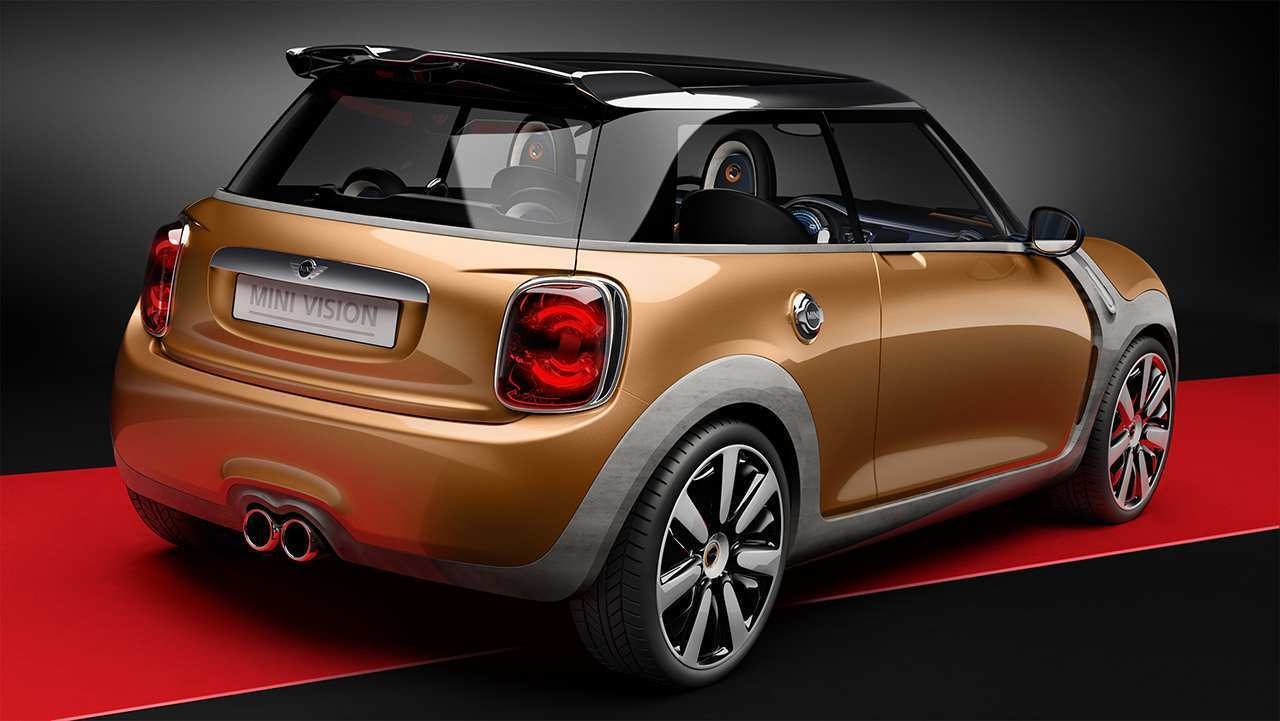 21 Concept of Mini Cabrio 2020 Configurations with Mini Cabrio 2020