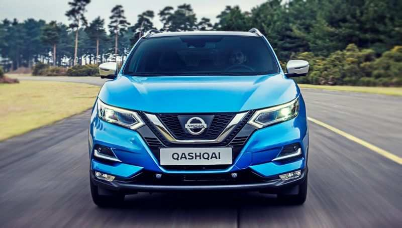 21 Concept of Nissan Qashqai 2019 Model Redesign by Nissan Qashqai 2019 Model