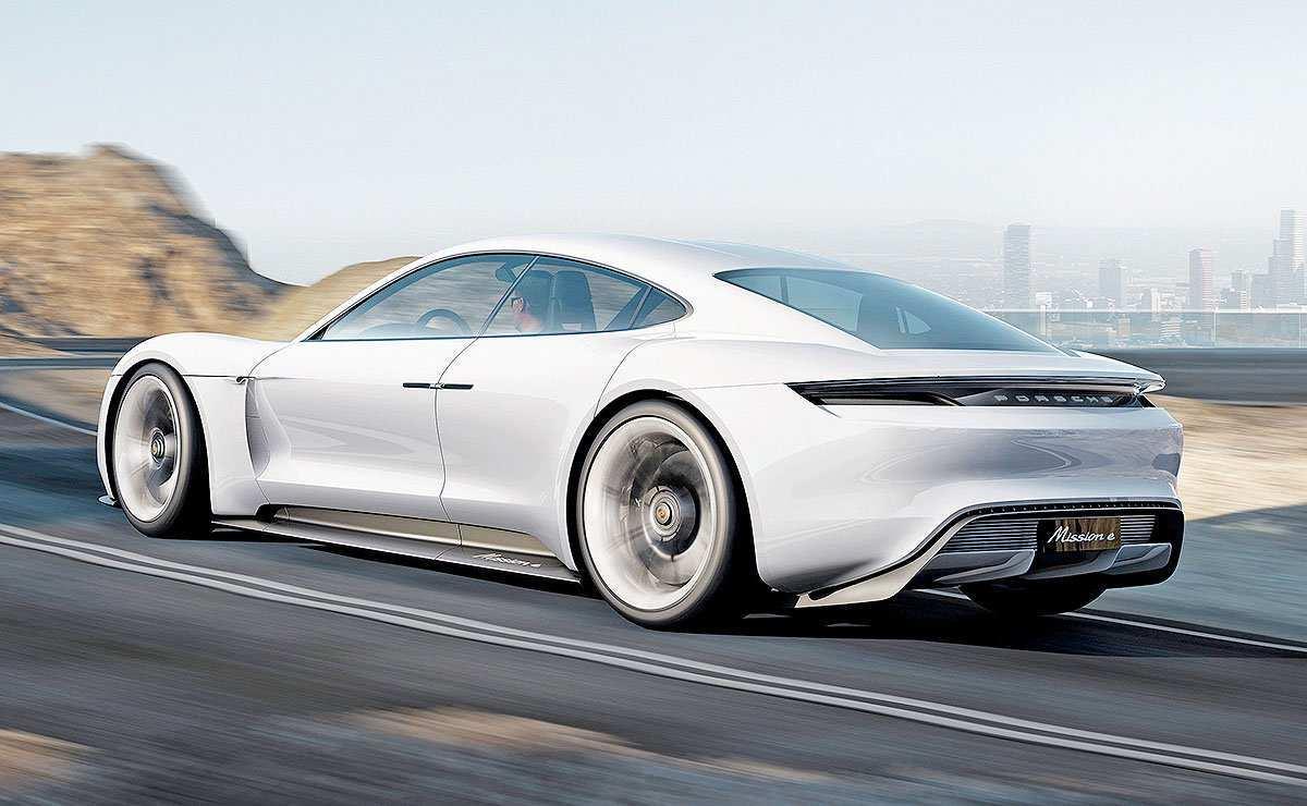 21 Concept of Porsche Pajun 2020 Speed Test with Porsche Pajun 2020