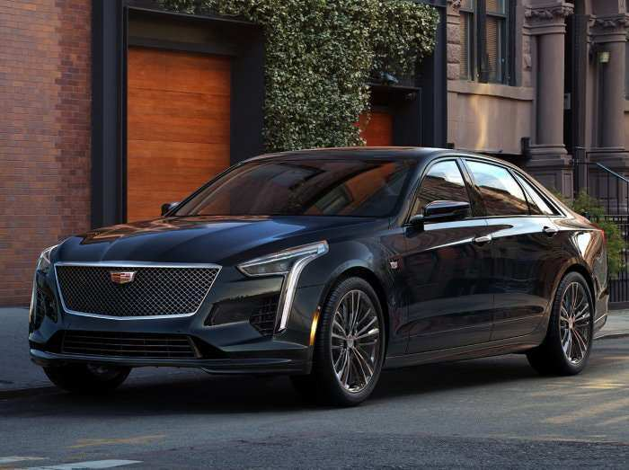 21 Gallery of 2019 Cadillac Twin Turbo V8 Release for 2019 Cadillac Twin Turbo V8