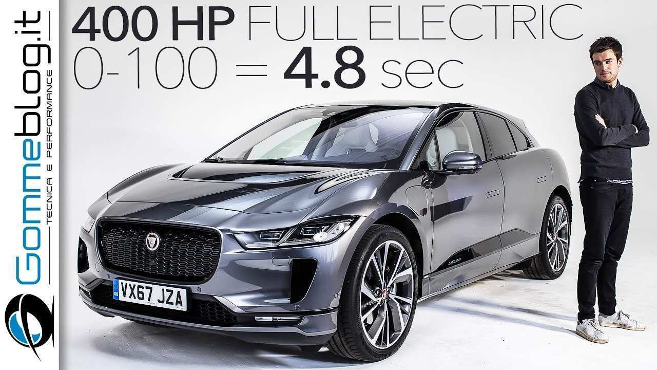 21 Gallery of 2019 Jaguar I Pace Electric Concept with 2019 Jaguar I Pace Electric