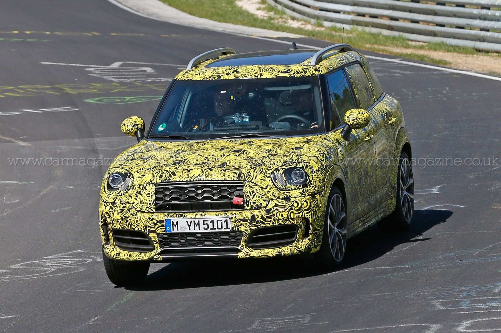 21 Gallery of 2019 Mini Cooper Spy Shots Performance for 2019 Mini Cooper Spy Shots