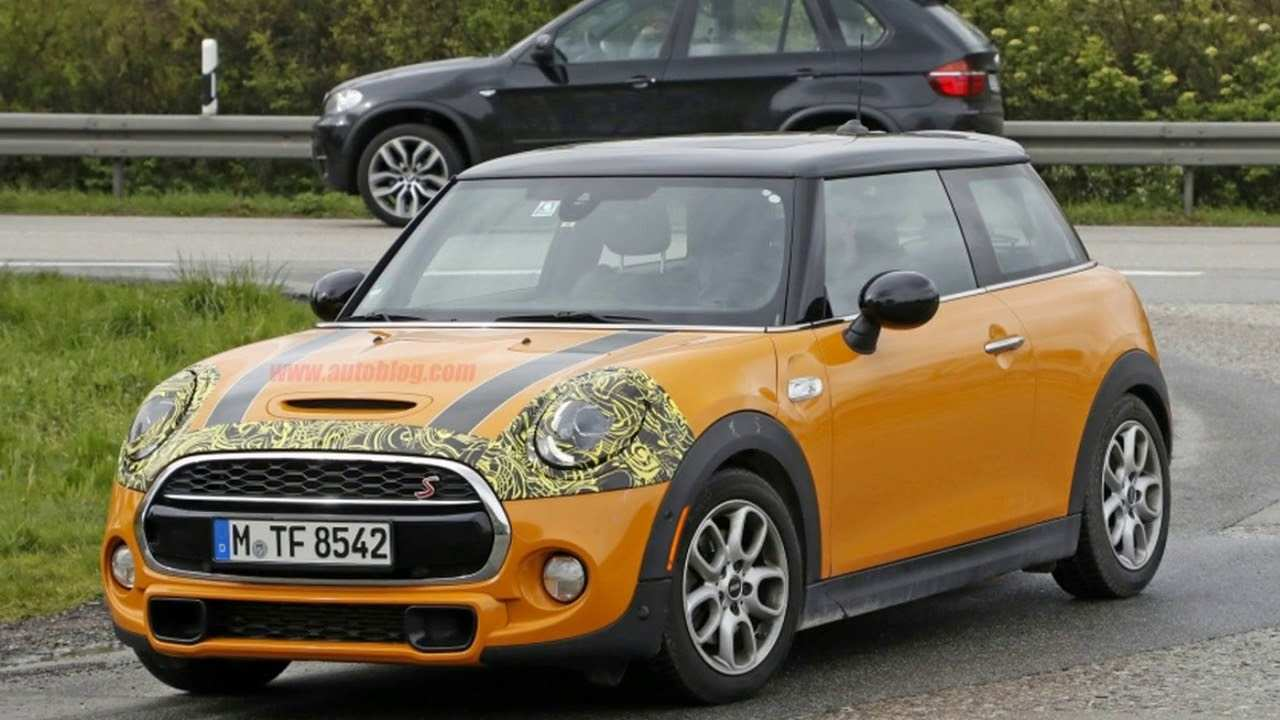 21 Gallery of 2019 Mini Cooper Spy Shots Prices for 2019 Mini Cooper Spy Shots