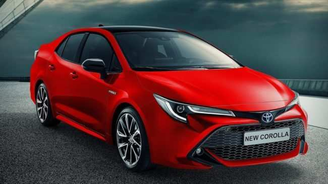 21 Gallery of 2019 New Toyota Corolla Concept with 2019 New Toyota Corolla