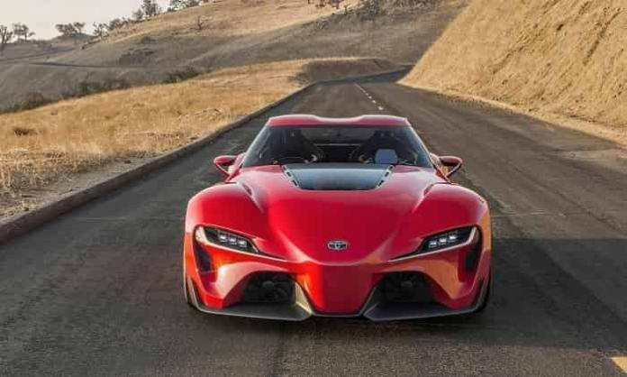 21 Gallery of 2019 Toyota Ft 1 Spesification by 2019 Toyota Ft 1