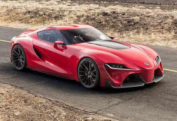 21 Gallery of 2019 Toyota Ft1 Rumors for 2019 Toyota Ft1