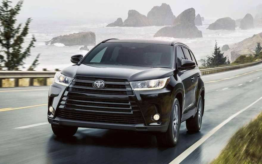 21 Gallery of 2019 Toyota Kluger Release Date for 2019 Toyota Kluger