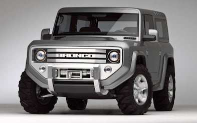 21 Gallery of 2020 Orange Ford Bronco Price and Review by 2020 Orange Ford Bronco