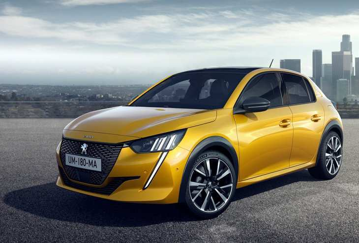 21 Gallery of 2020 Peugeot 208 Images by 2020 Peugeot 208
