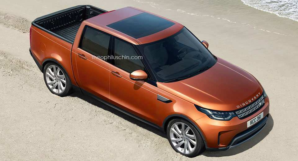 21 Gallery of Land Rover Pickup 2019 Ratings with Land Rover Pickup 2019