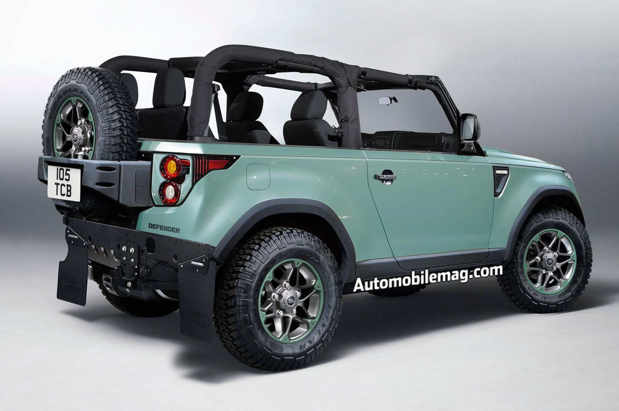 21 Gallery of Land Rover Pickup 2019 Rumors with Land Rover Pickup 2019