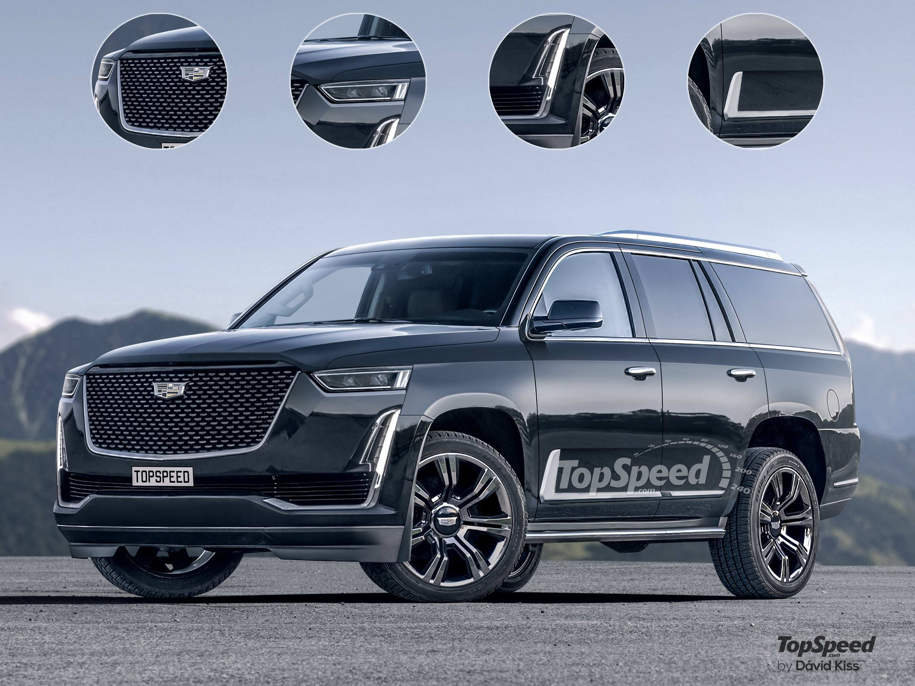 21 Gallery of New 2020 Cadillac Escalade Concept for New 2020 Cadillac Escalade