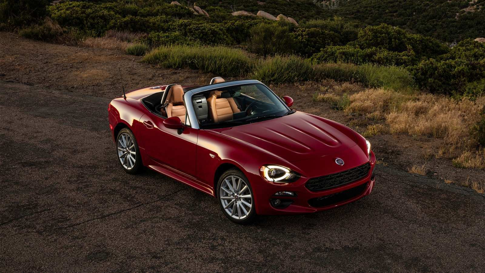 21 Great 2019 Fiat 124 Spider Lusso Wallpaper for 2019 Fiat 124 Spider Lusso