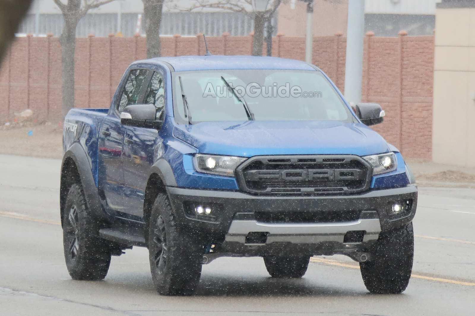 21 Great 2019 Ford Ranger Raptor Spy Shoot with 2019 Ford Ranger Raptor