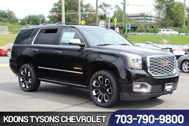 21 Great 2019 Gmc Yukon Spesification by 2019 Gmc Yukon