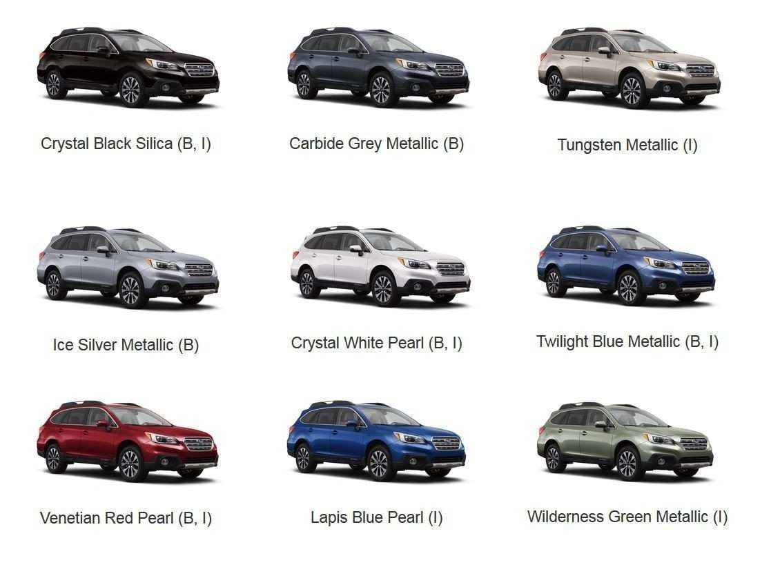 21 Great 2019 Subaru Exterior Colors Interior with 2019 Subaru Exterior Colors