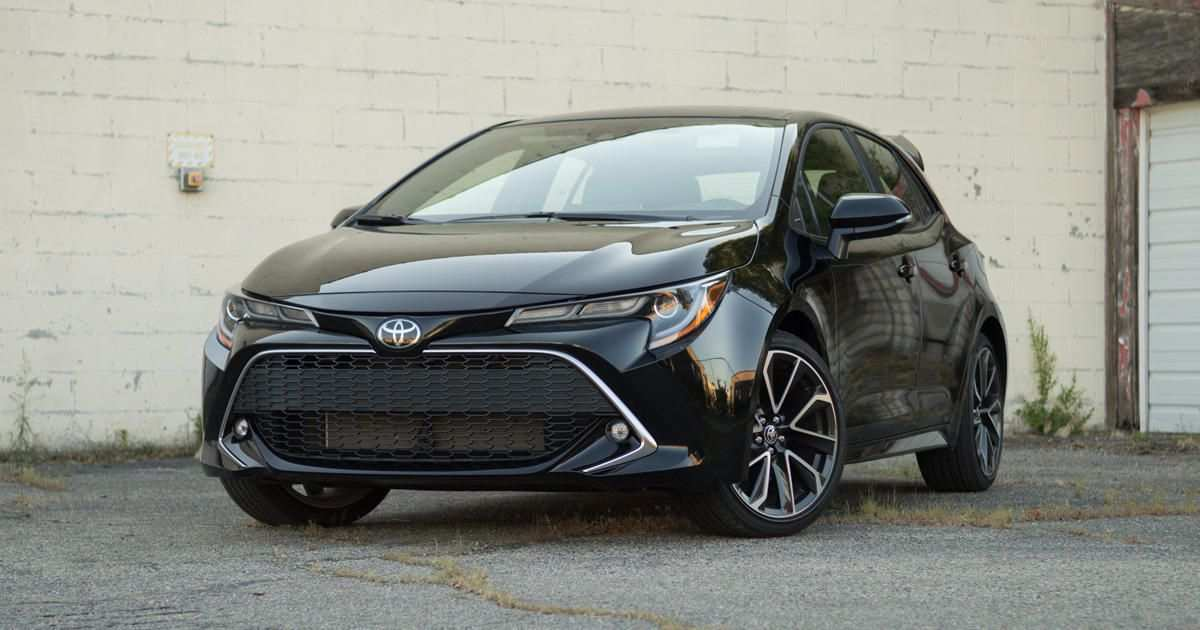 21 Great 2019 Toyota Corolla Hatchback Review Performance for 2019 Toyota Corolla Hatchback Review