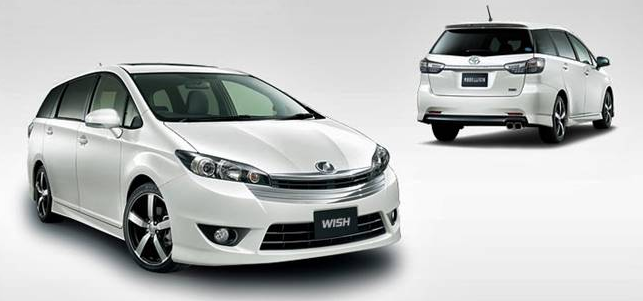 21 Great 2019 Toyota Wish First Drive for 2019 Toyota Wish