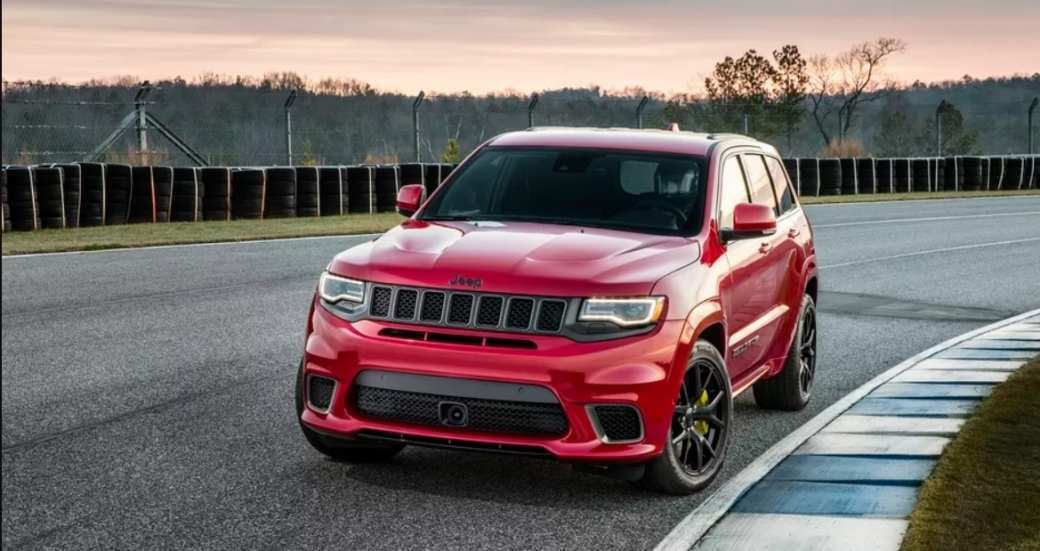 21 Great 2020 Jeep Trackhawk Prices by 2020 Jeep Trackhawk