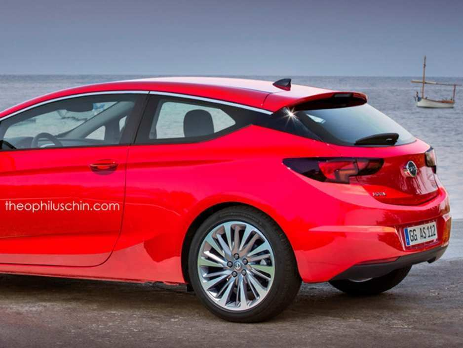 21 Great Opel Coupe 2019 Spy Shoot with Opel Coupe 2019