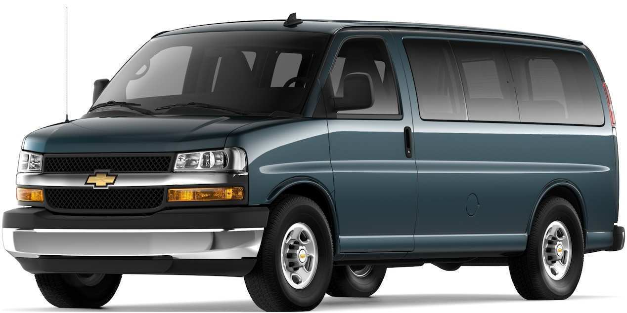 21 New 2019 Chevrolet Express Van Photos by 2019 Chevrolet Express Van