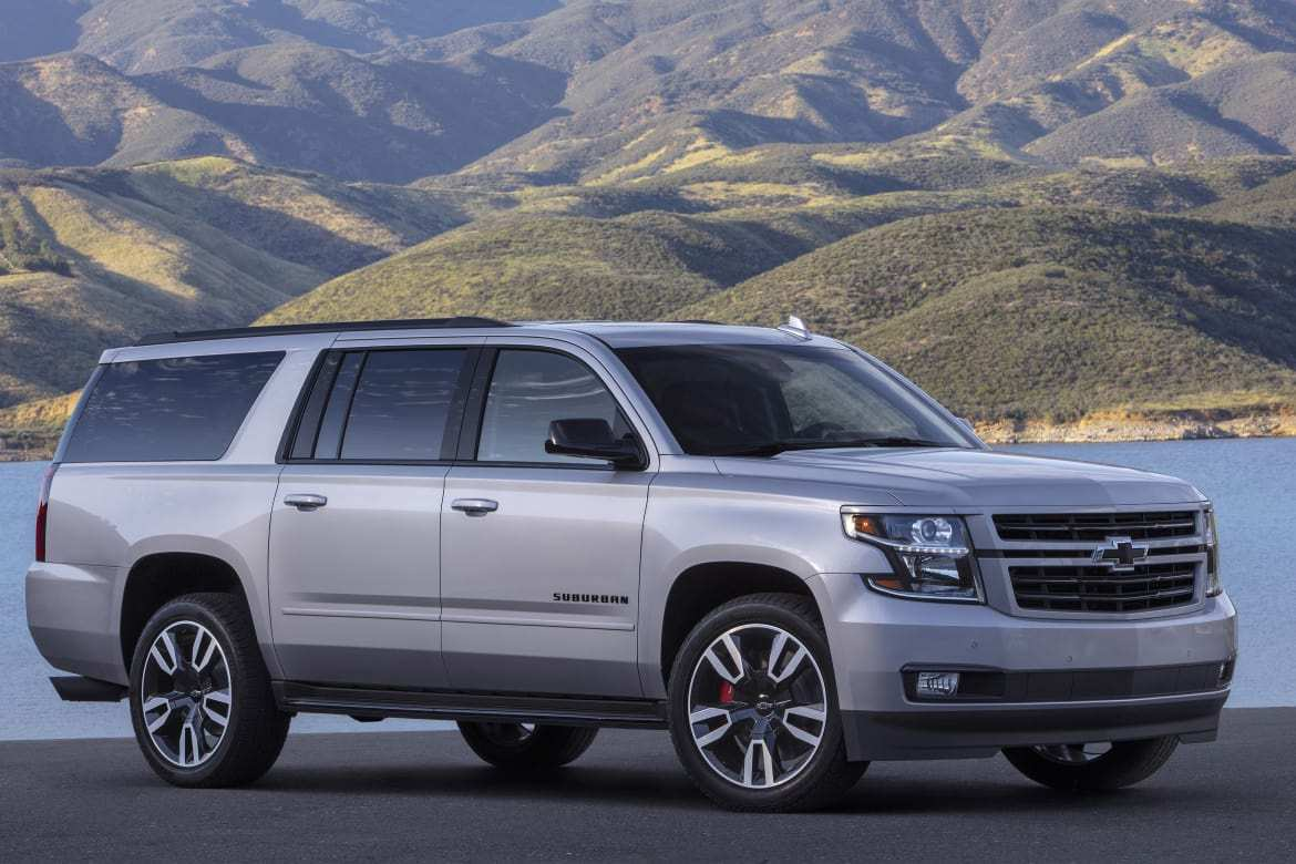 21 New 2019 Chevrolet Suburban Prices with 2019 Chevrolet Suburban