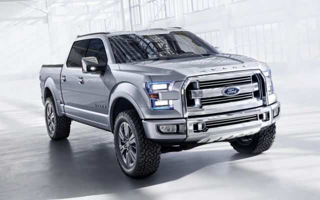 21 New 2019 Ford Atlas Redesign by 2019 Ford Atlas