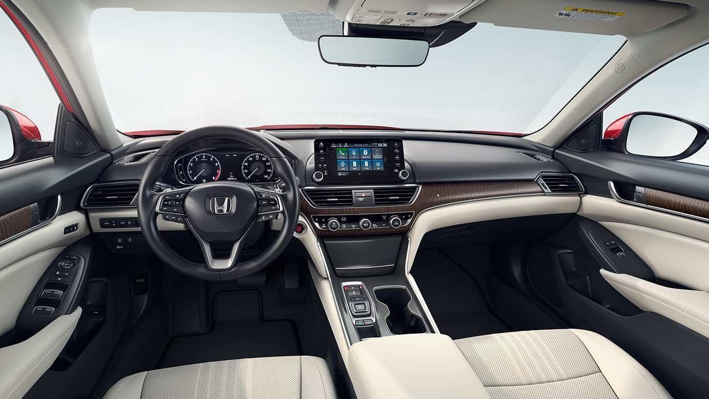 21 New 2019 Honda Accord Interior Specs and Review for 2019 Honda Accord Interior