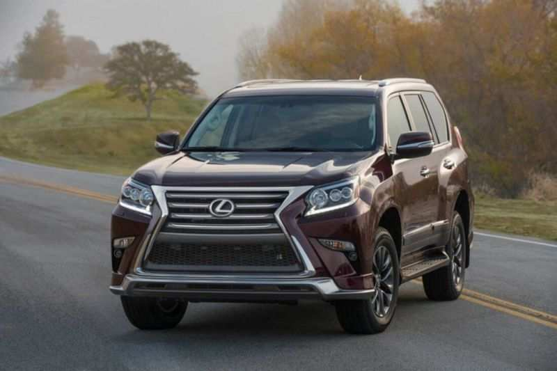 21 New 2019 Lexus 460 New Review with 2019 Lexus 460