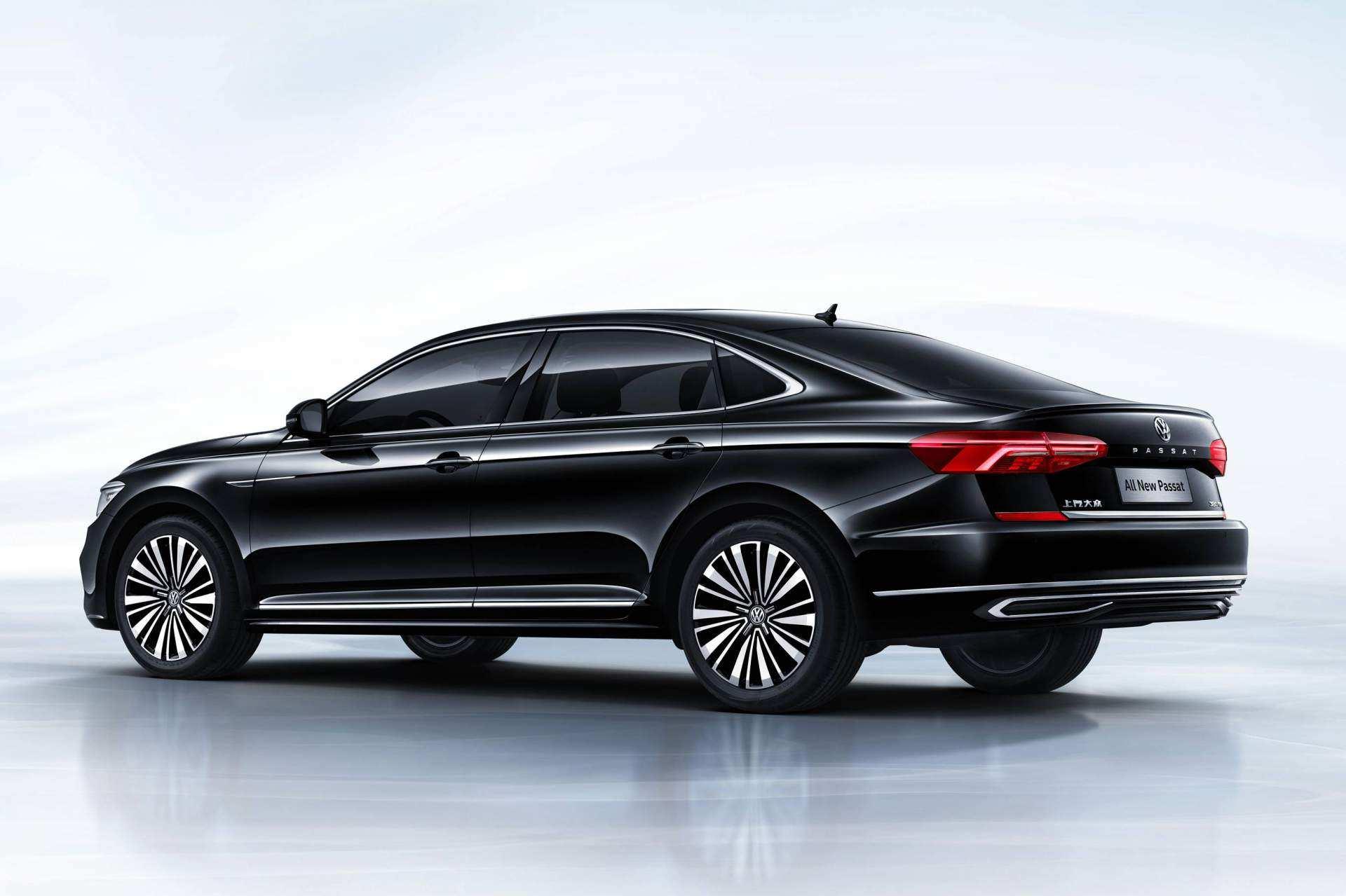 21 New 2019 Volkswagen Passat Specs Concept by 2019 Volkswagen Passat Specs