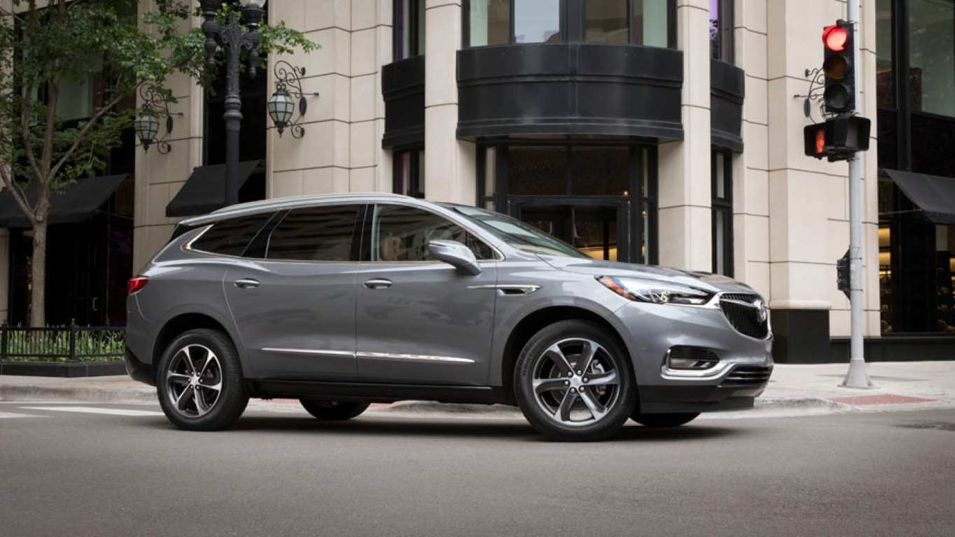 21 New 2020 Buick Suv Release Date with 2020 Buick Suv