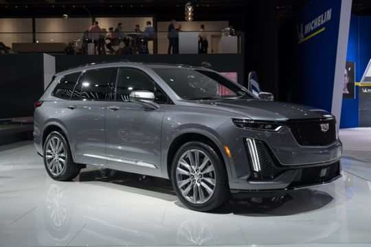 21 New 2020 Cadillac Xt6 Overview with 2020 Cadillac Xt6
