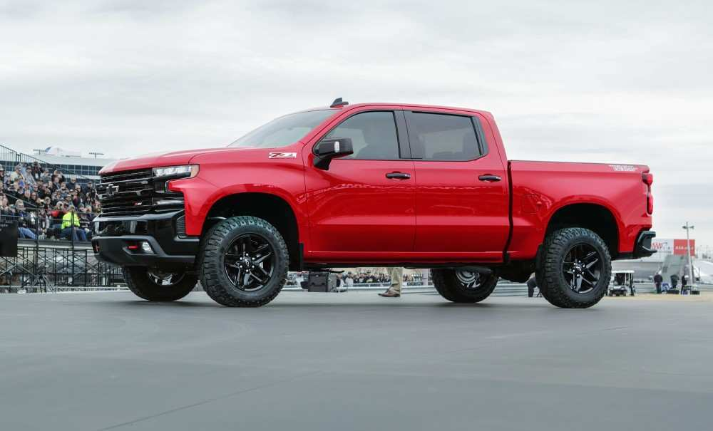 21 New 2020 Chevrolet Pickup Ratings with 2020 Chevrolet Pickup