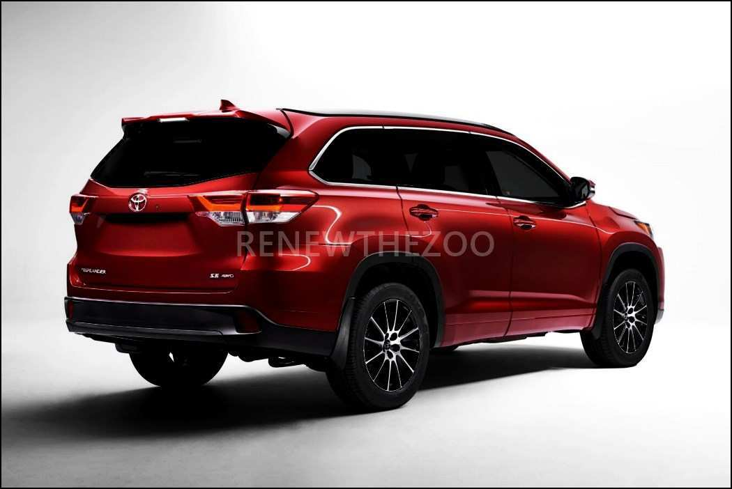 21 New 2020 Toyota Suv Release Date with 2020 Toyota Suv