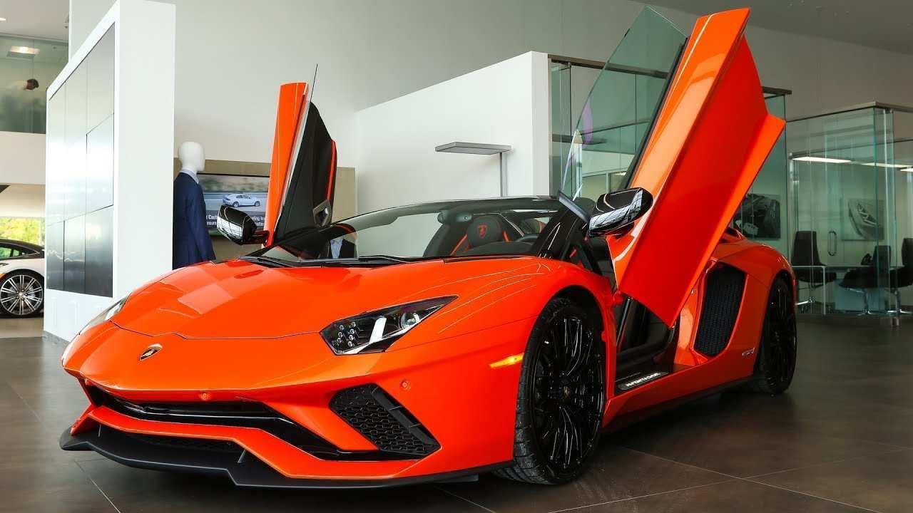 21 New New 2019 Lamborghini Overview by New 2019 Lamborghini