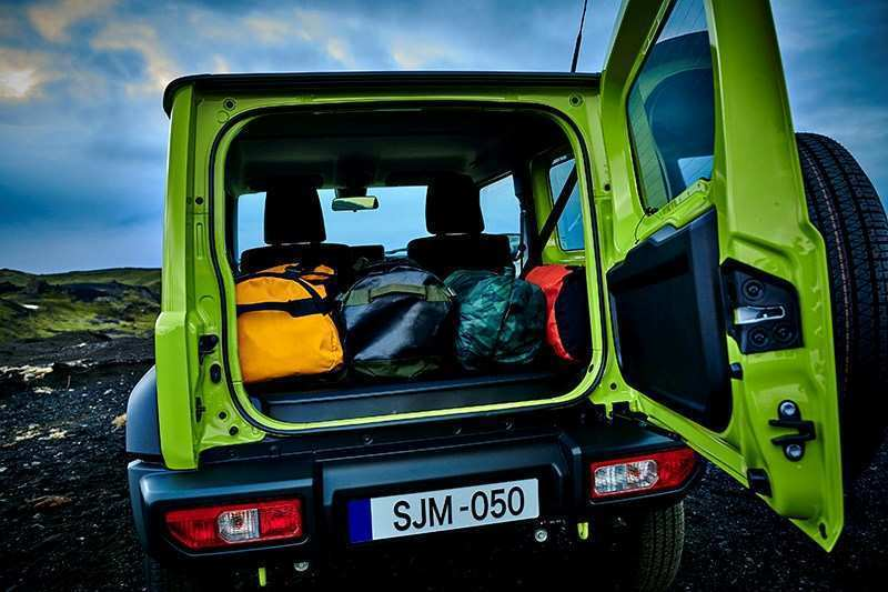 21 New New 2019 Suzuki Jimny Configurations for New 2019 Suzuki Jimny