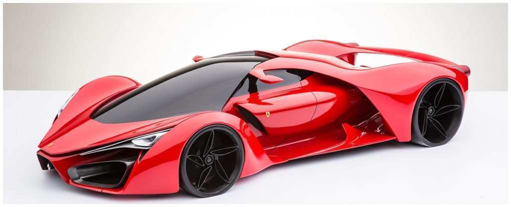 21 The 2019 Ferrari Hybrid Exterior by 2019 Ferrari Hybrid